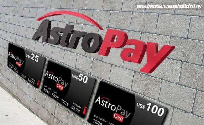 AstroPay Kart Nasıl Kullanılmaktadır?